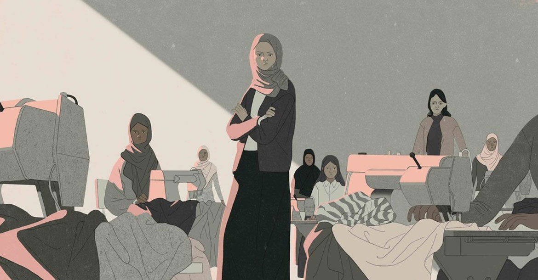 النساء العاملات في مصر