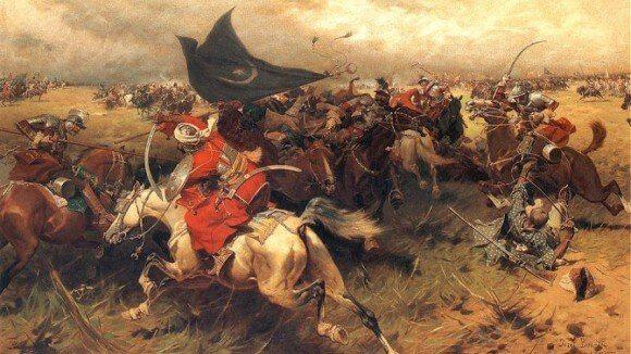 الحروب الإسلامية عبر التاريخ