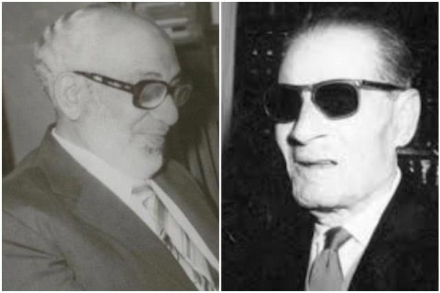طه حسين ومحمود محمد شاكر