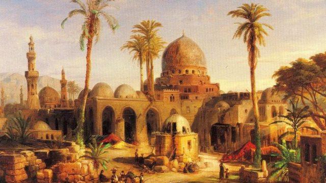 بغداد في العصر العباسي