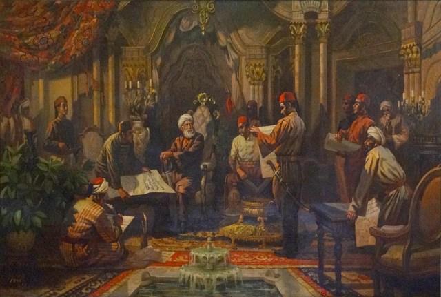 محمد علي باشا وأسرته