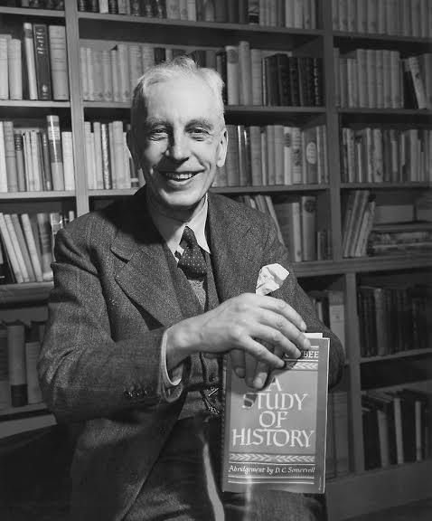 المؤرخ البريطاني ارنولد توينبي