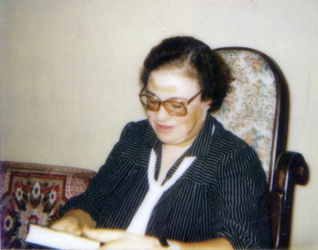 الدكتورة فاطمة موسى