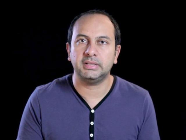 الناقد الفني رامي عبد الرازق
