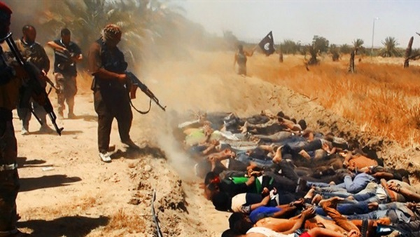 عنف وتوحش داعش