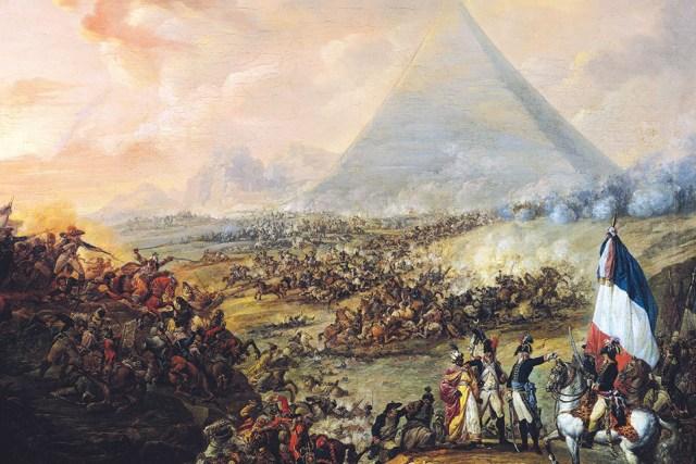 الحملة الفرنسية على مصر