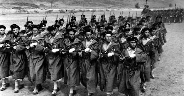 جنود فرنسا المسلمين