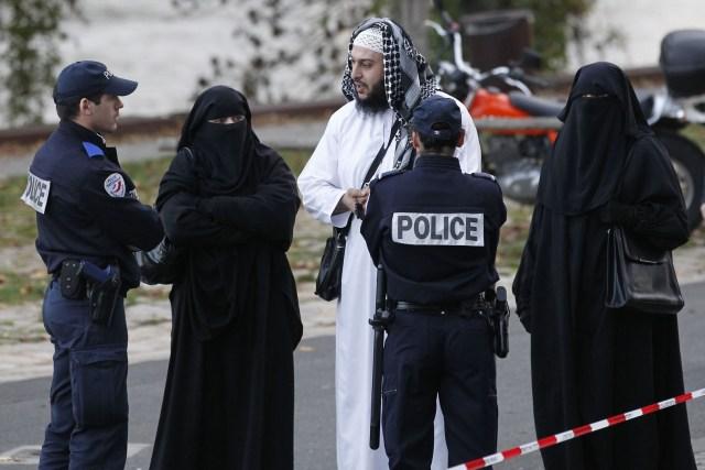 الإسلاميين في فرنسا