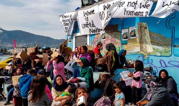 أزمة اللاجئين