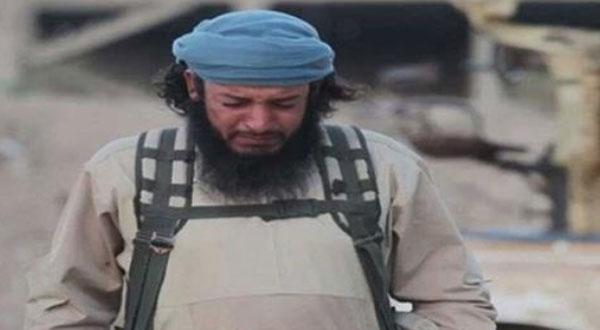 بكاء عناصر داعش