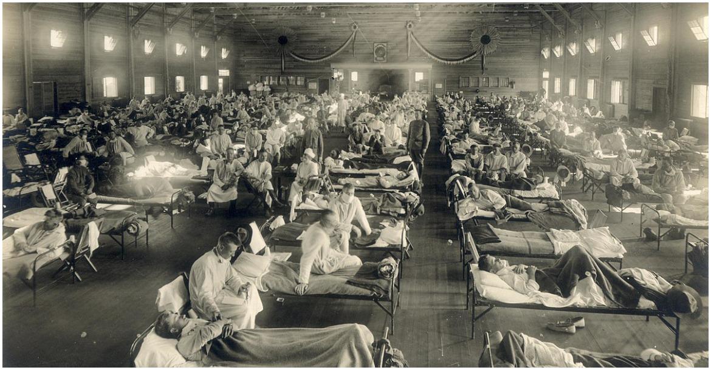 الإنفلونزا الإسبانية