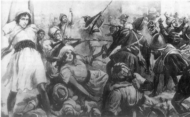 ثورة المورسكيين