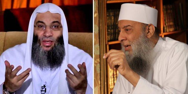 الحويني ومحمد حسان