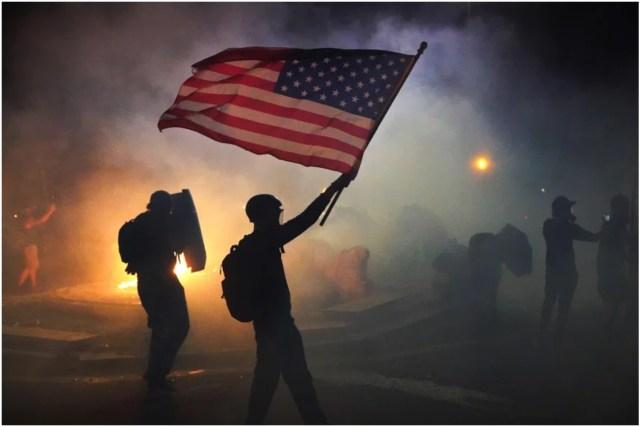 الاحتجاجات الأمريكية بسبب مقتل جورج فلويد