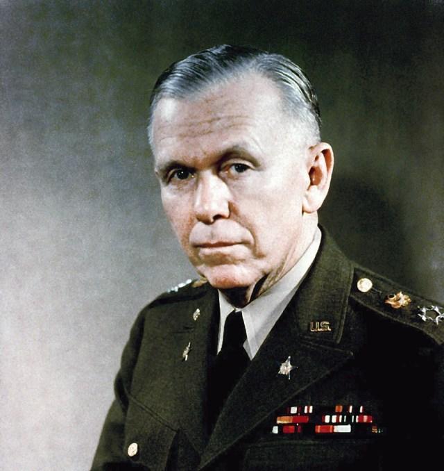 جورج مارشال