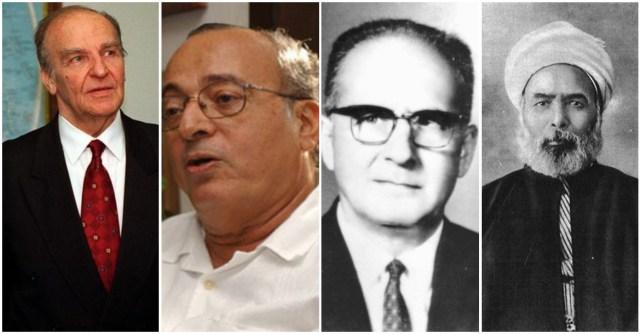 محمد عبده ومالك بن نبي والمسيري وبيجوفيتش