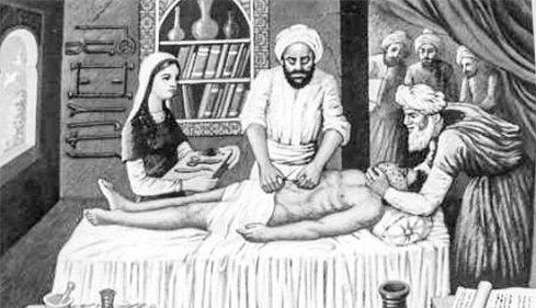 الطب المصري القرن التاسع عشر