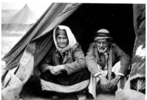 مخيم عين الحلوة بلبنان عام 1948