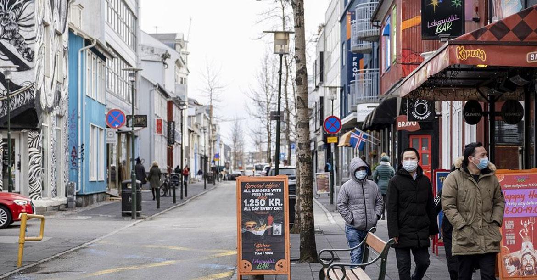 كورونا في أيسلندا