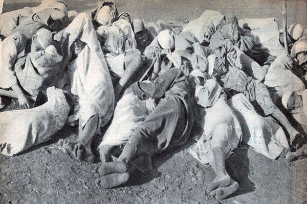 فلاحين في عهد الملك فاروق