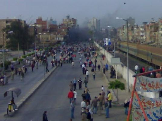 إضراب المحلة 6 إبريل