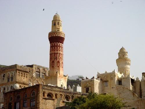 مسجد الملكة أروى بنت أحمد الصليحي
