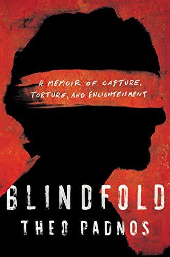 غلاف كتاب معصوب العينين: مذكرات الأسر والتعذيب والتنوير