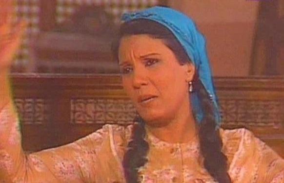 فردوس عبد الحميد من مسلسل ليالي الحلمية