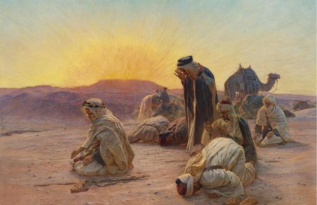 قبائل العرب قديما