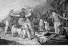 تجارة العبيد