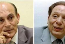 عادل إمام ومحمد صبحي