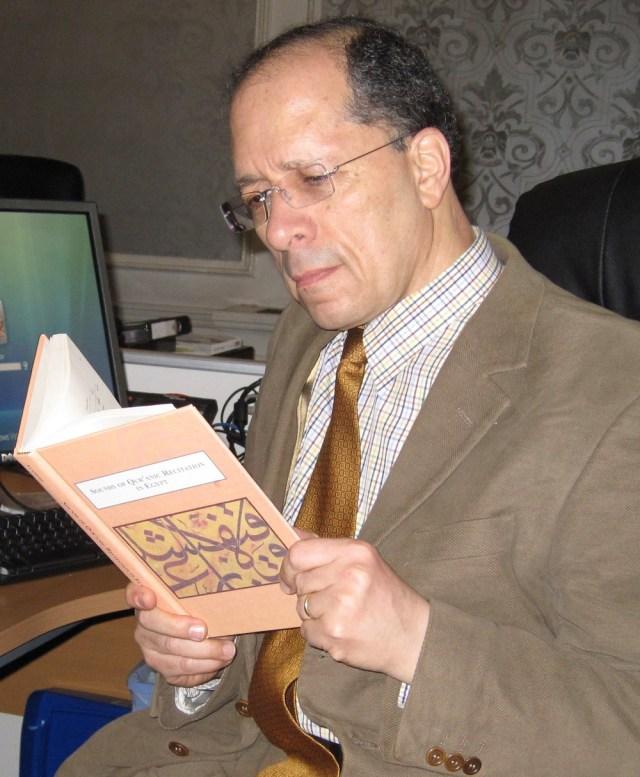الدكتور محمد رياض العشيري