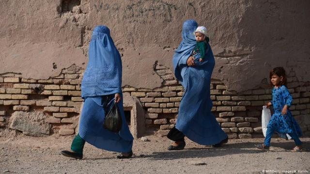 النساء في أفغانستان