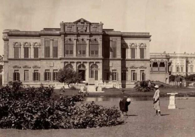 المتحف المصري للأثار في بولاق