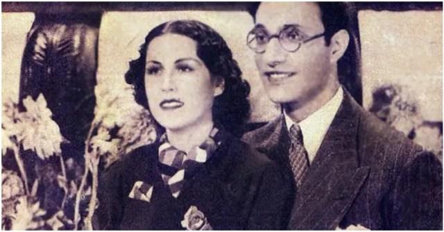 عبد الوهاب وليلى مراد