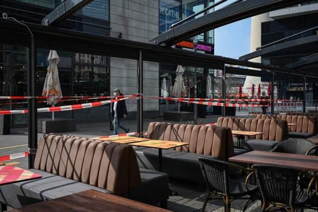 برلين أثناء الإغلاق بسبب كورونا