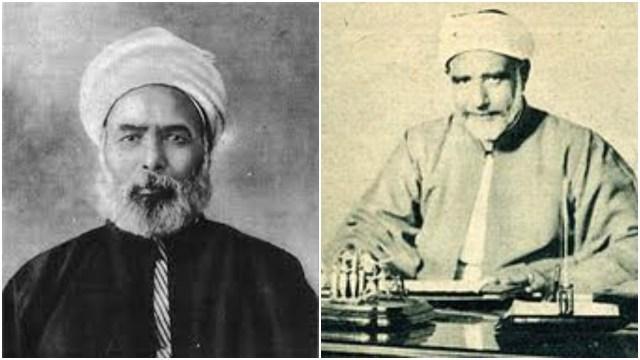 المراغي ومحمد عبده