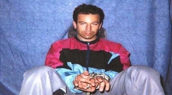 دانيال بيرل أثناء اختطافه