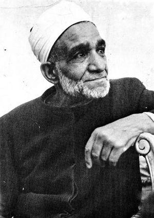 الشيخ محمد شلتوت