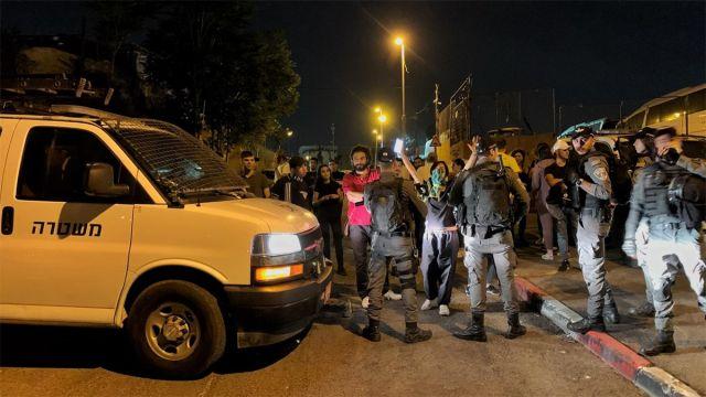فلسطين حي الشيخ جراح