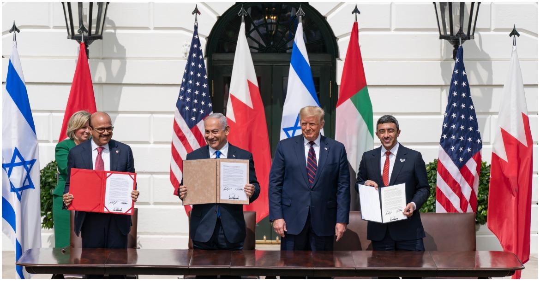 اتفاقات ابراهام التطبيع
