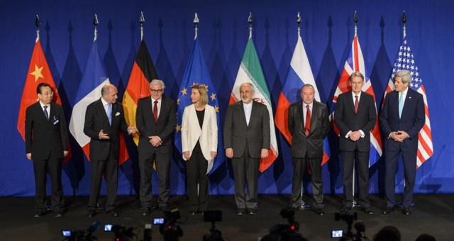 الاتفاق النووي الإيراني عام 2015