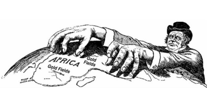 استعمار أفريقيا