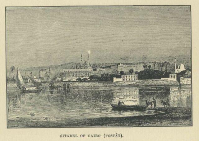 لوحة للقلعة