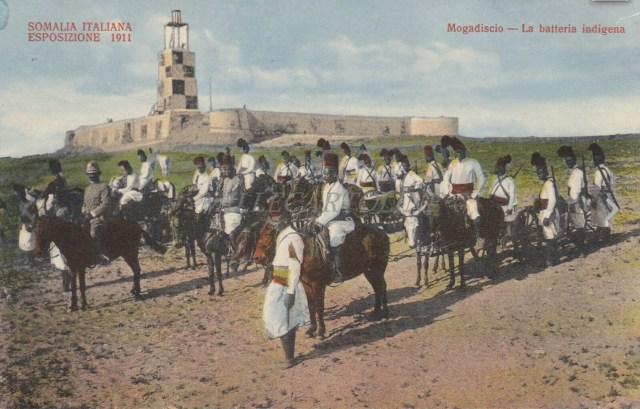 الصومال تحت الحكم الإيطالي