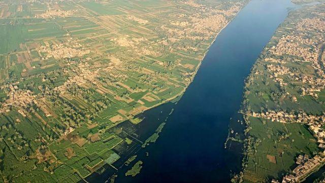 منابع النيل