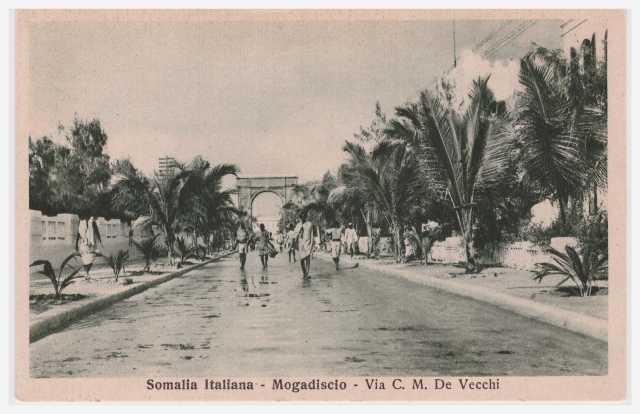 الصومال الإيطالية