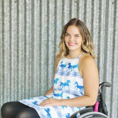 Quadriplegic Wheelchair Life Chairs For Elderly Jessicas Style Thriving As An Athlete And Advocate In The