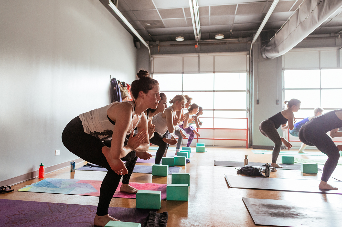Kick Off Summer With Sweatworking at Zen Yoga Garage  A Sweat Life