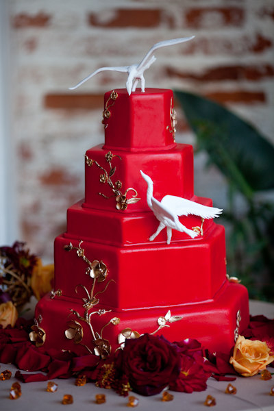 chinese wedding cake  A Sweet Designs Blog